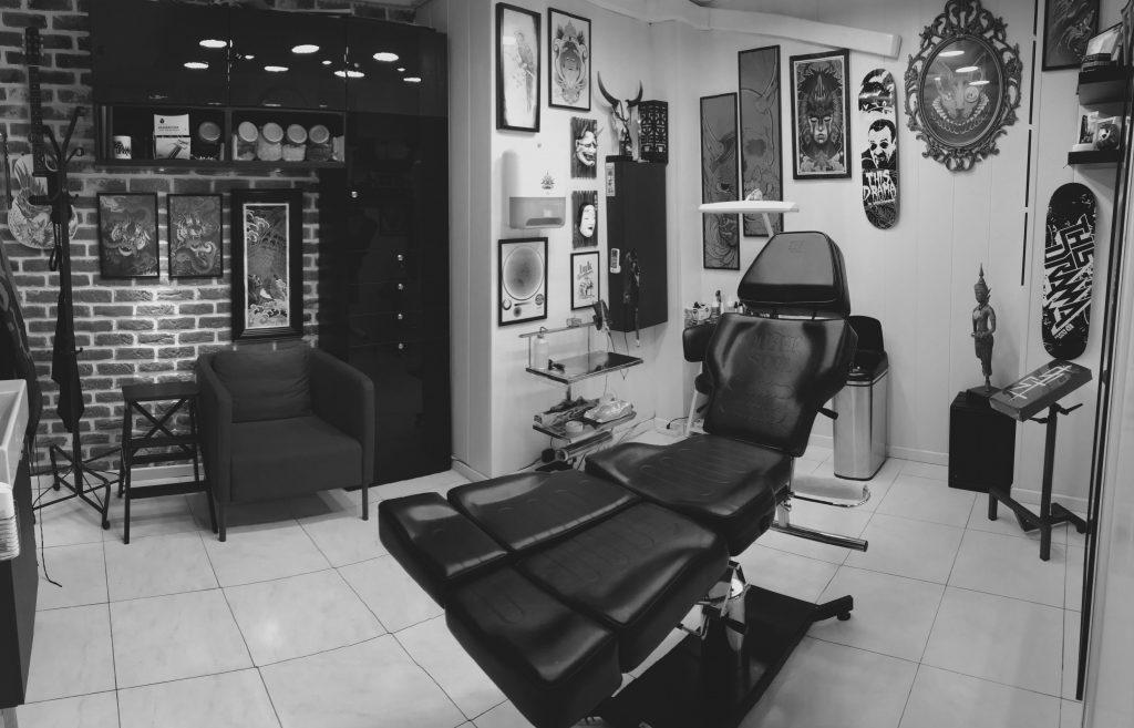 Santa Cruz Tattoo, tu estudio en Santa Cruz de Tenerife